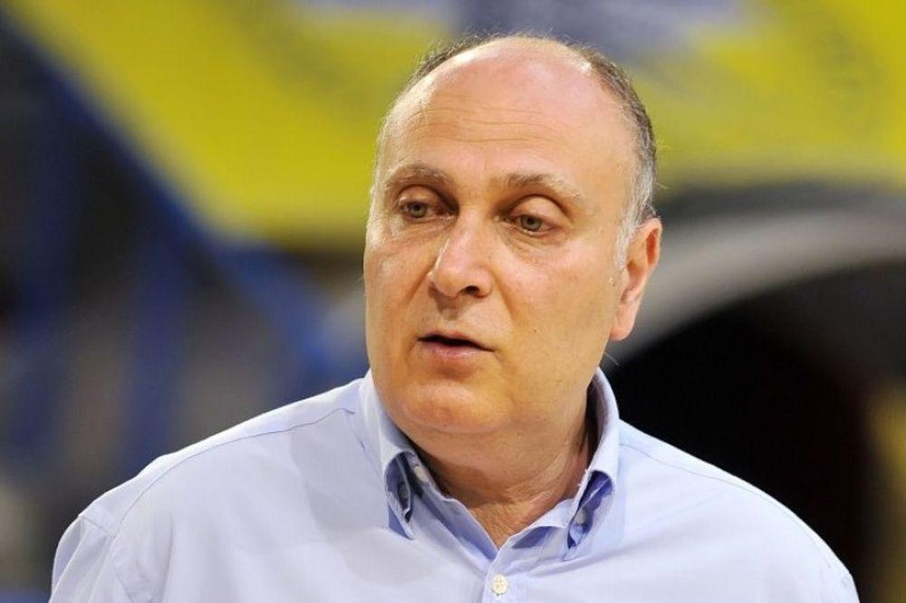 Κιουριτζόγλου: «Το Περιστέρι ανήκει στην Α1»