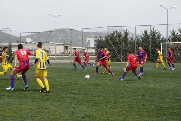 Αστέρας Τρίπολης-Πανιώνιος 3-1 (Κ17)