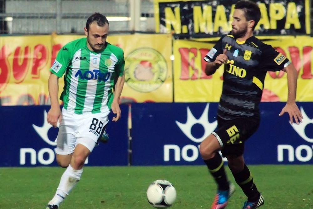 Όρθιος στο «Βικελίδης» ο Πανθρακικός, 0-0 με Άρη