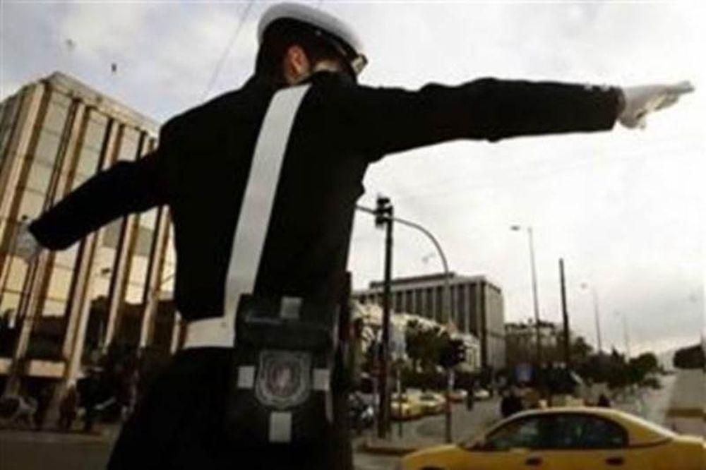 Έκτακτες κυκλοφοριακές ρυθμίσεις στο κέντρο της Αθήνας την Κυριακή