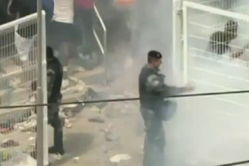Παγκόσμιο Κύπελλο: Σοβαρά επεισόδια για ένα εισιτήριο! (video)