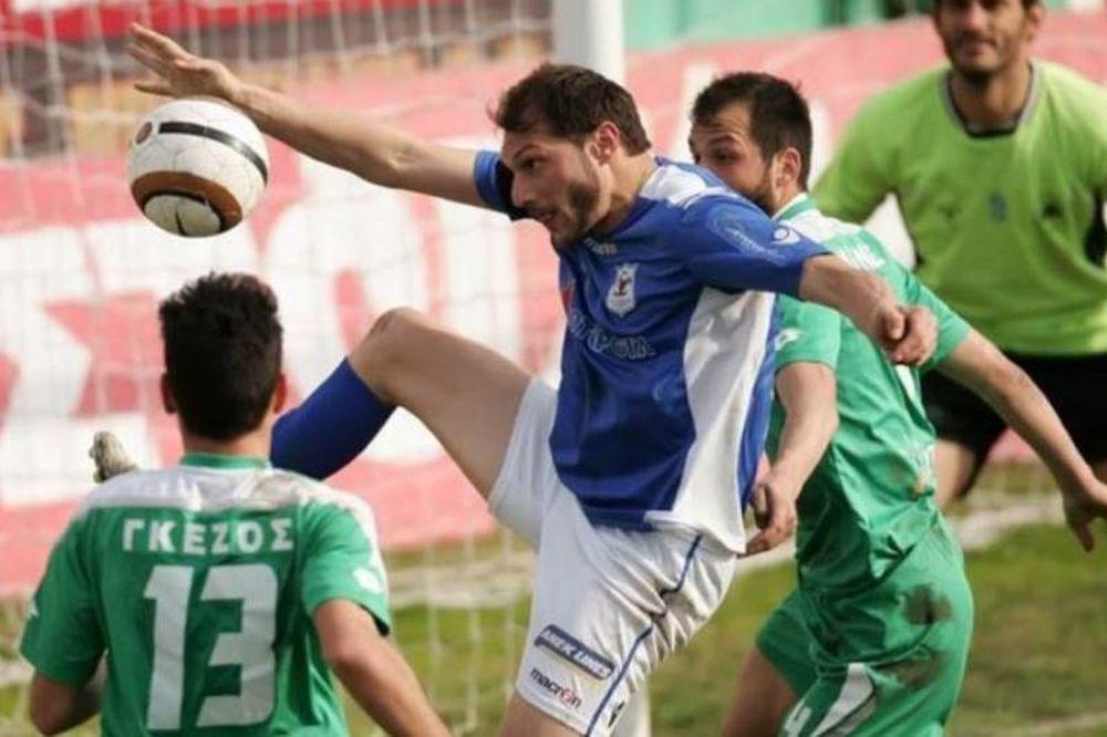 Εξαιρετικός Ρούβας, 1-0 τον Παναιγιάλειο