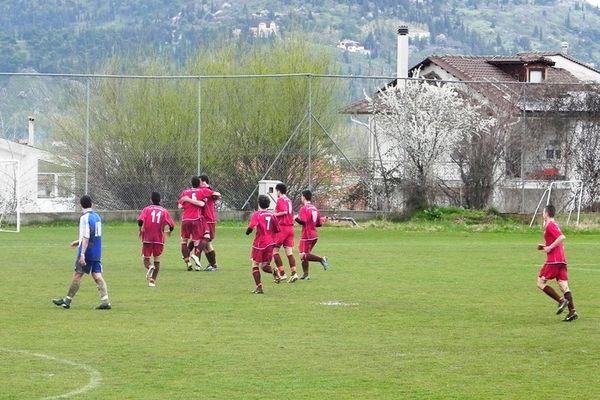 Κάστωρ-Μακεδονικός Κοζάνης 1-0