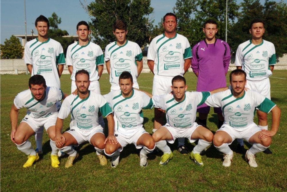 Αμπελωνιακός-Πυργετός 2-0
