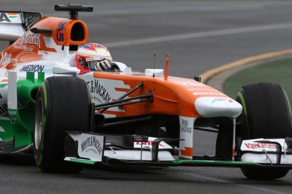 Ντι Ρέστα: «Πάνω από τη McLaren και στην Κίνα η Force India!»
