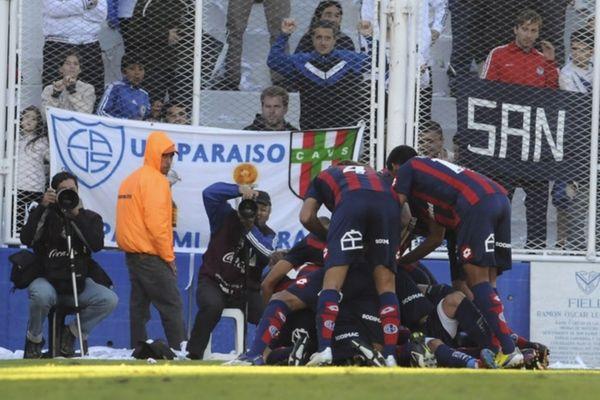 Αργεντινή: «Χρυσή» ισοπαλία με απίστευτο γκολ για Σαν Λορένζο (videos)