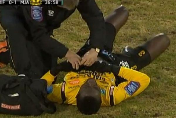 Σουηδία: Παίκτης τραυματίστηκε από μπουκάλια μπύρας που πέταξαν οι οπαδοί! (video)
