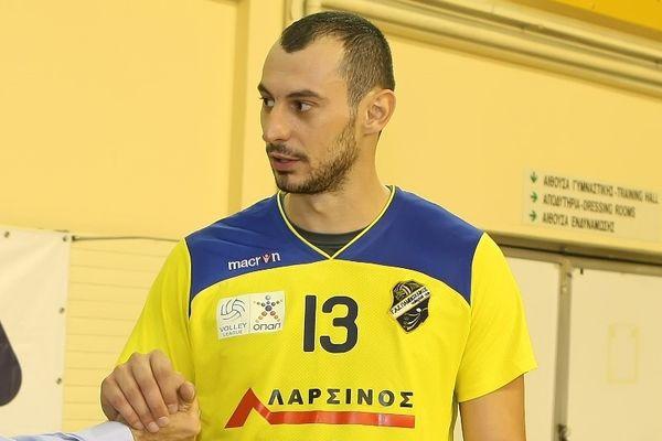 Volleyleague: MVP των ημιτελικών ο Πανταλέων