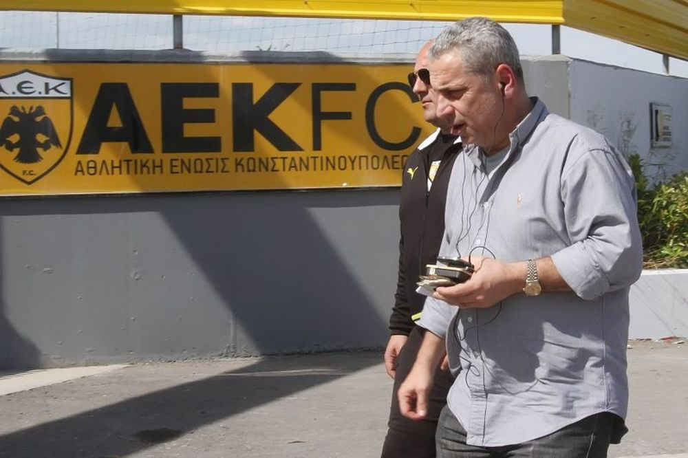 ΑΕΚ: Στο νοσοκομείο ο Δημητρέλος, κλειστά τα γραφεία