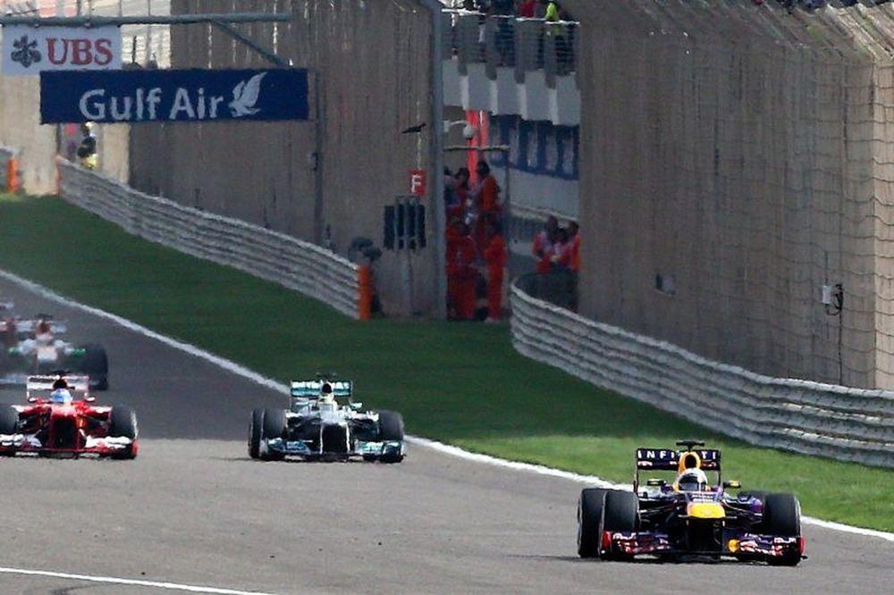 Formula 1: Ο Φέτελ της ερήμου… (video)