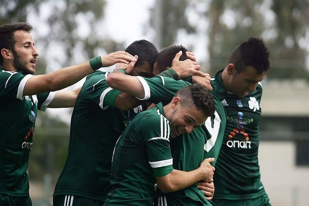 Παναθηναϊκός – Βέροια 2-0 (Κ20)