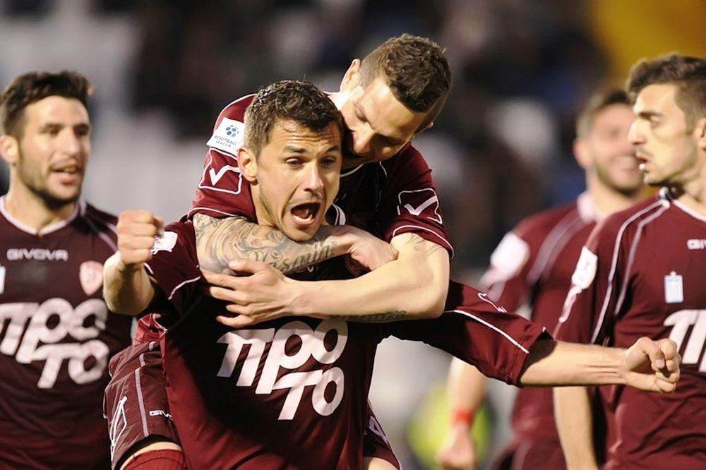 Νίκη για play-off η Λάρισα, 4-2 τον Πιερικό