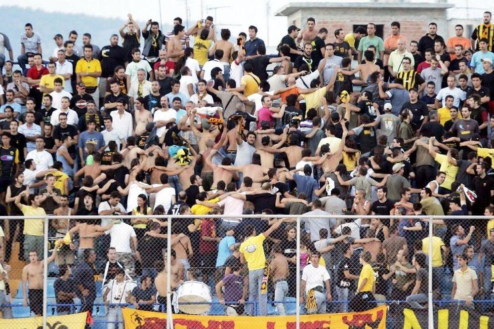 ΑΕΚ: Με οπαδούς στο Περιστέρι!