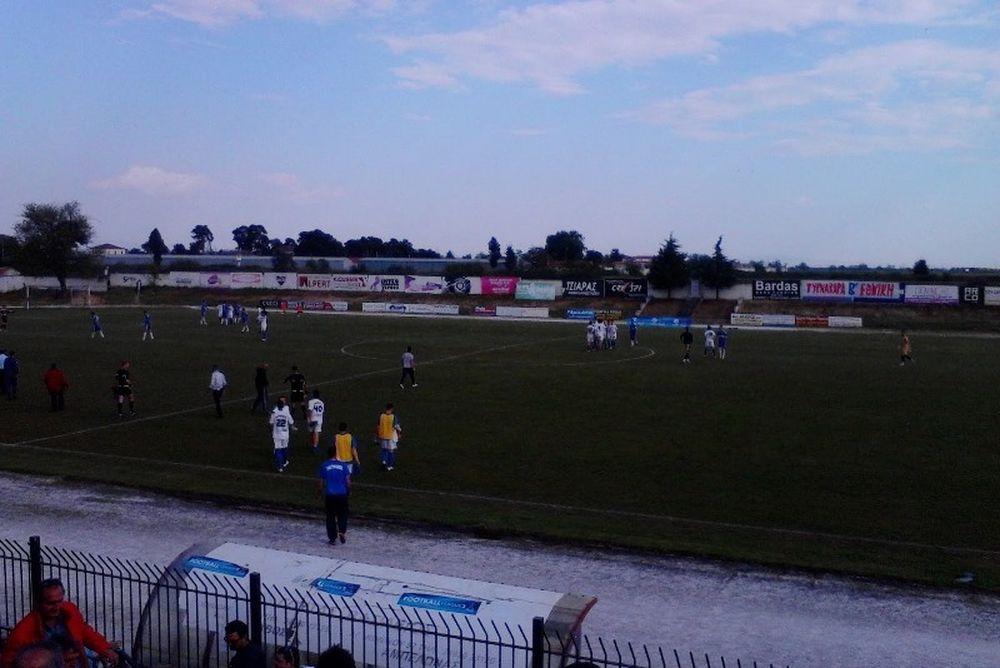 Σπουδαία νίκη για τον Τύρναβο, 1-0 τον Αιγινιακό