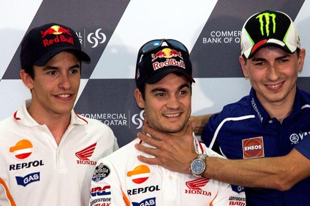 Moto GP: O νέος είναι... ωραίος!