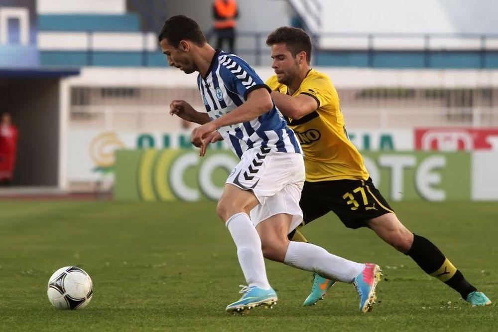 Ατρόμητος-ΑΕΚ 1-0: Τα Highlights της Nova