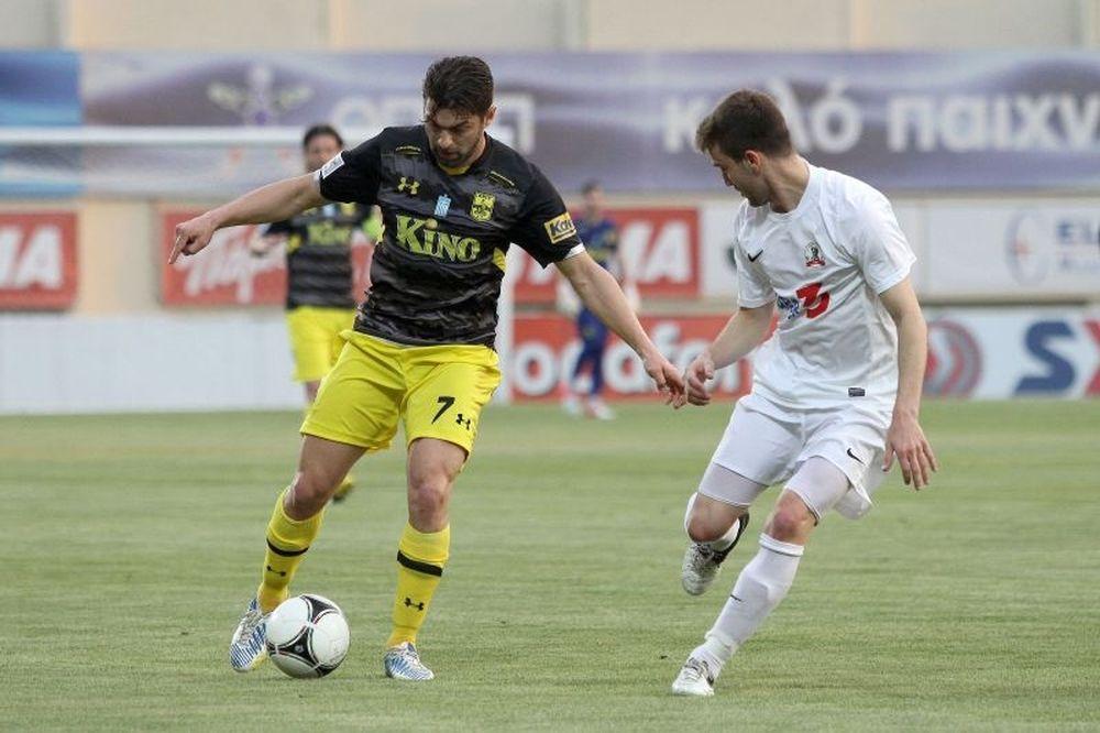 Skoda Ξάνθη-Άρης 0-0: Τα Highlights της Nova