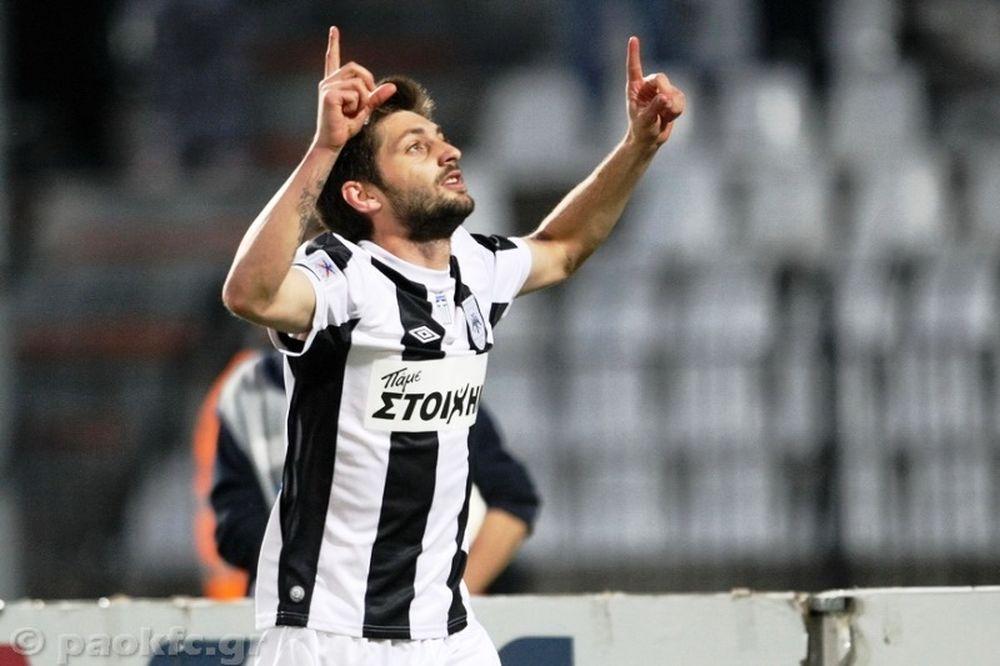 Γεωργιάδης: «Το ήθελα αυτό το γκολ»