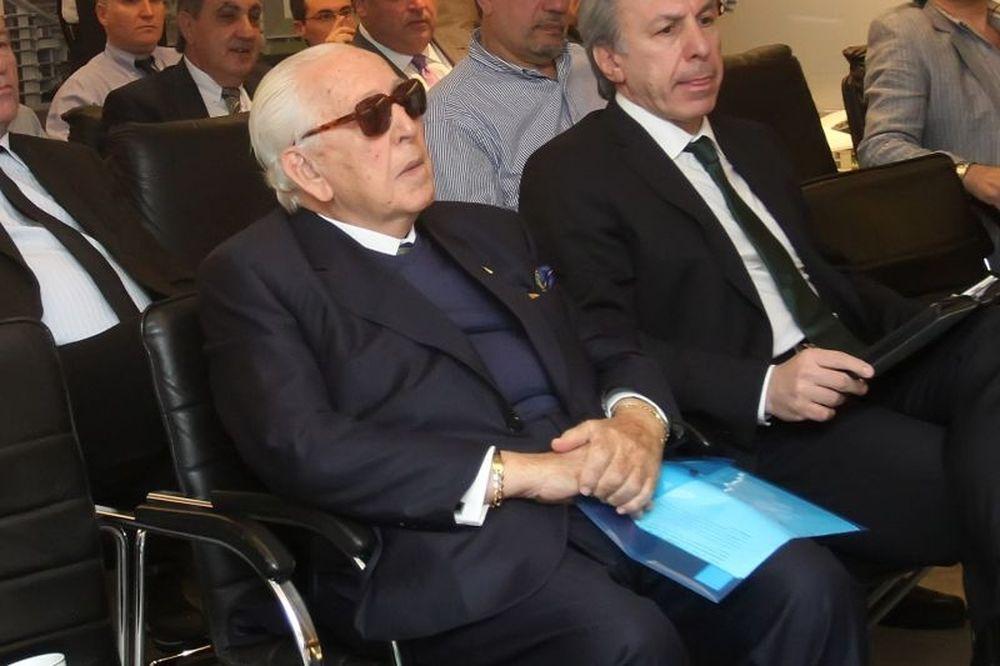 Μακρόπουλος: «Δυναμικός ο Αλαφούζος»