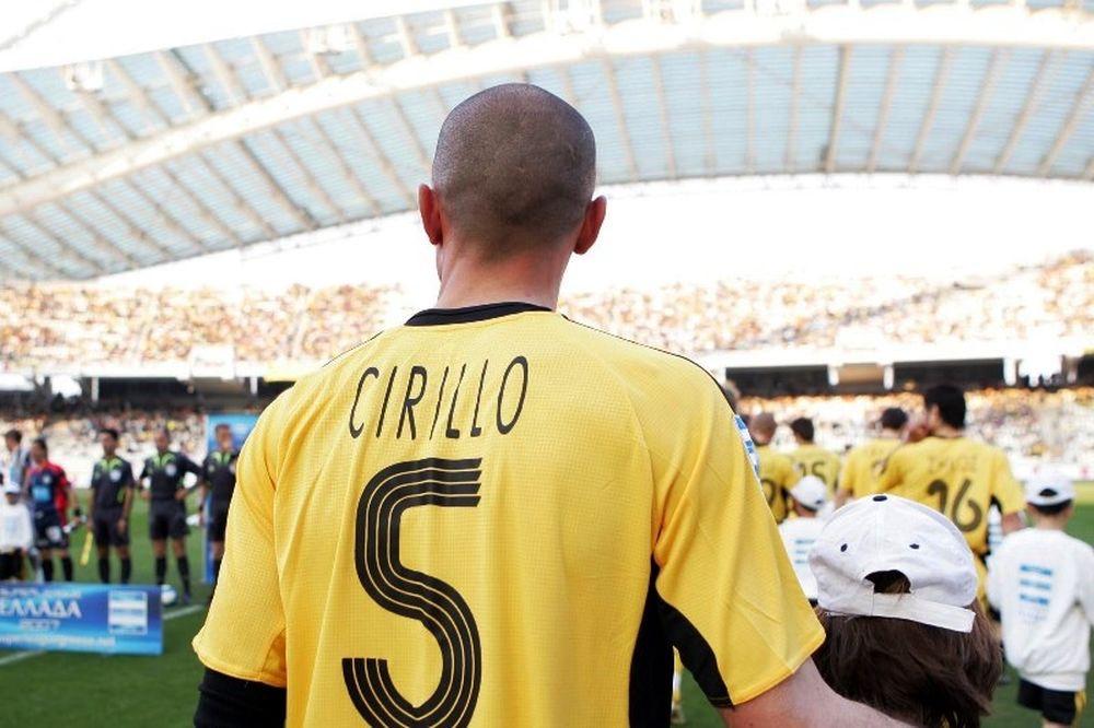 Τσιρίλο: «Καταστροφική η χρονιά για την ΑΕΚ»