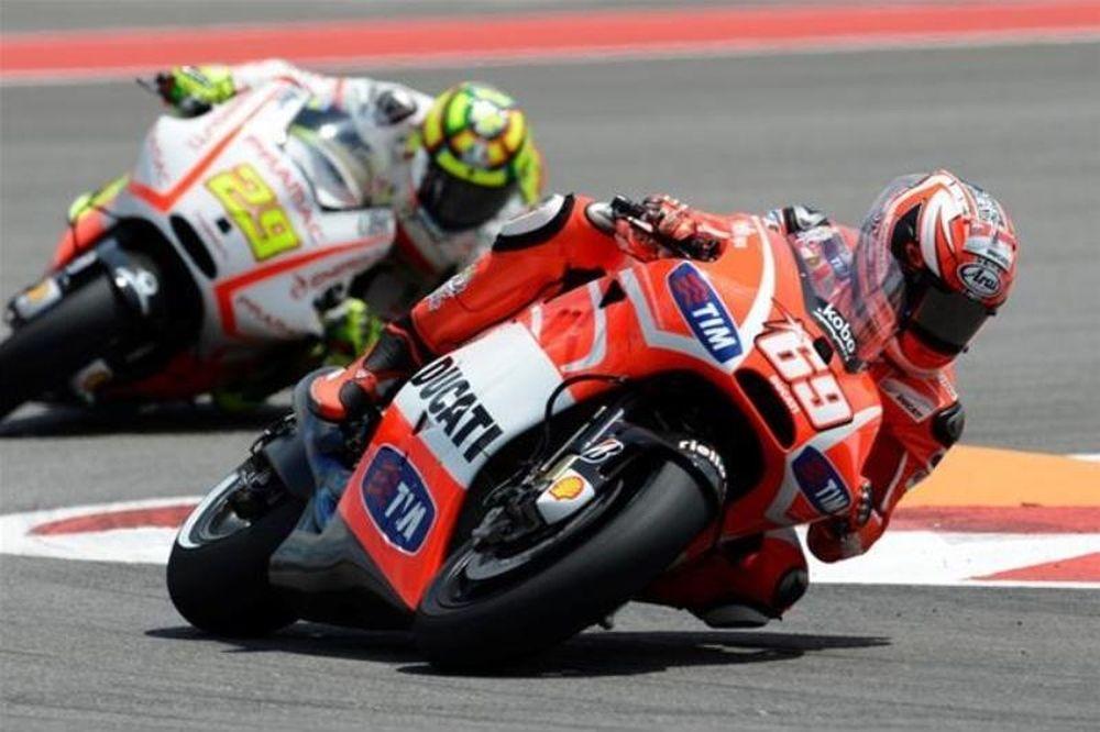 Moto GP: Απογοητευμένος ο Χέιντεν