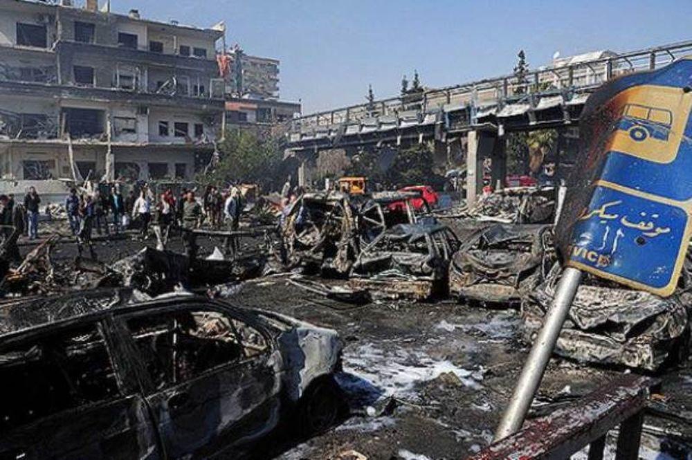 Συρία: Φόβοι για έως 500 νεκρούς στη Δαμασκό