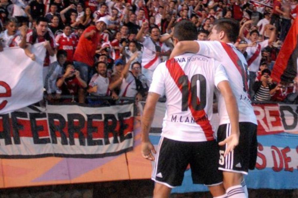 Αργεντινή: Πέρασε και από Μεντόζα η Ρίβερ (videos)
