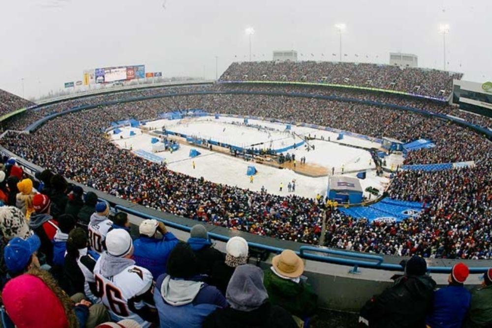 NHL: Επένδυση 180 εκατομμυρίων δολαρίων για ματς σε ανοικτά γήπεδα