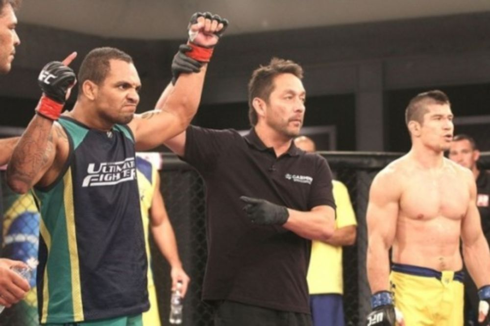 TUF Brasil: Στο στόχαστρο οι προπονητές (videos)