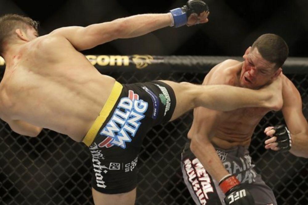UFC: Συνεχή κριτική στον Nate Diaz!