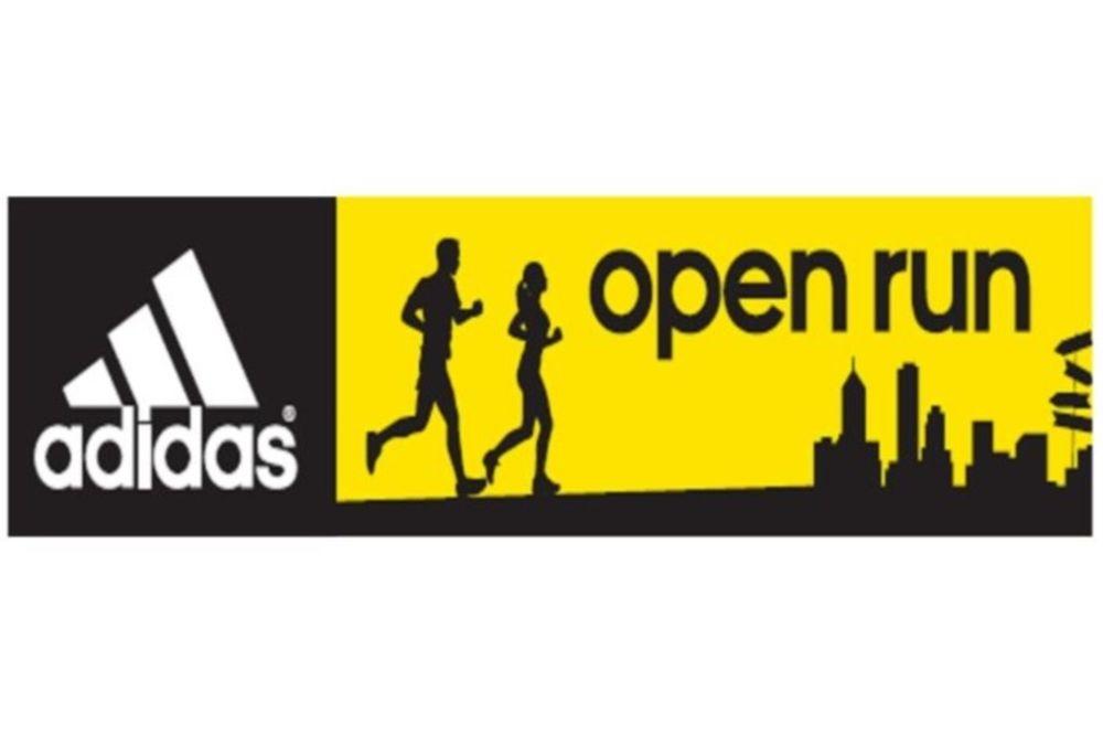 2ο adidas Open Run 2013, OAKA, 24 Απριλίου