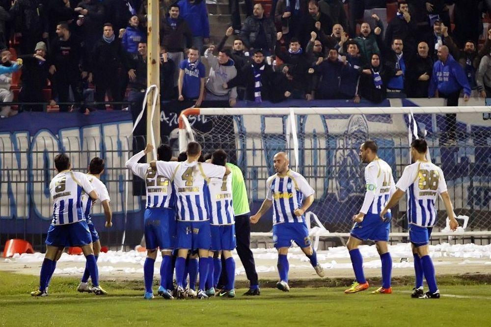 Παπαδόπουλος: «Καθοριστικό το ματς με Λάρισα»