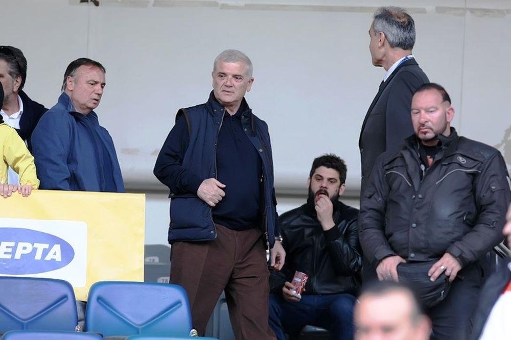 Μελισσανίδης: «Προτεραιότητα το γήπεδο»