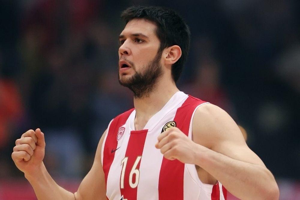 Σφαιρόπουλος: «Μόνο ο Ολυμπιακός στο μυαλό του Παπανικολάου»