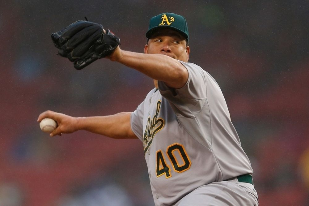 MLB: Σώθηκαν από τη βροχή οι Ρεντ Σοξ (videos)