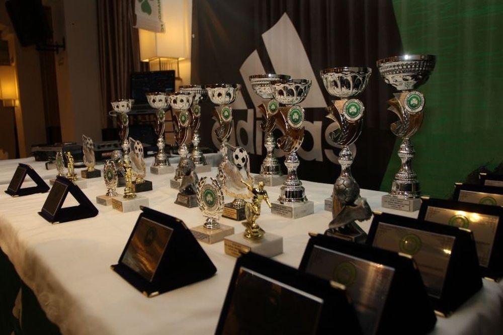 Παναθηναϊκός: Ανακοίνωσε το Green Youth Cup 2013 (photos)