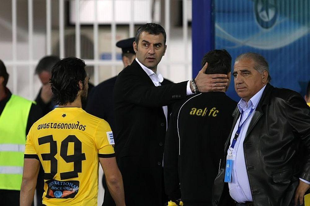 Δέλλας: «Θα επιστρέψει η ΑΕΚ»