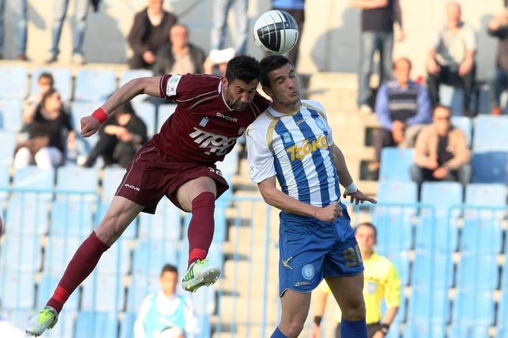 Ροπαλιά ανόδου ο Ηρακλής, 1-0 τη Λάρισα