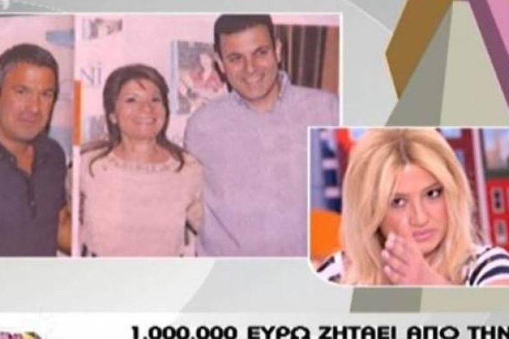 Φαίη Σκορδά: Βουρκωμένη άφησε μπηχτές για τον Χαριτάτο