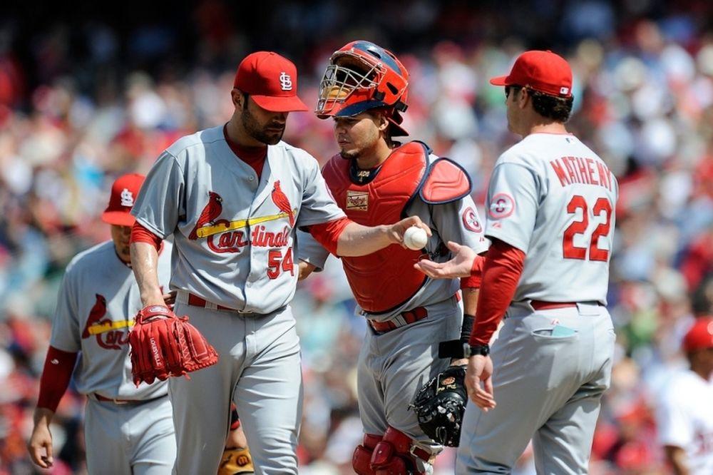 MLB: Sweep για Κάρντιναλς (videos)