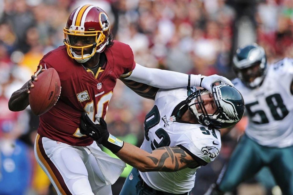 NFL: Μόνο στο 100% ο Robert Griffin III