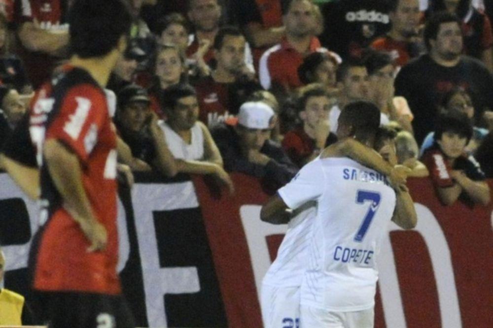Κόπα Λιμπερταδόρες: Μισή πρόκριση για Βελέζ (video)
