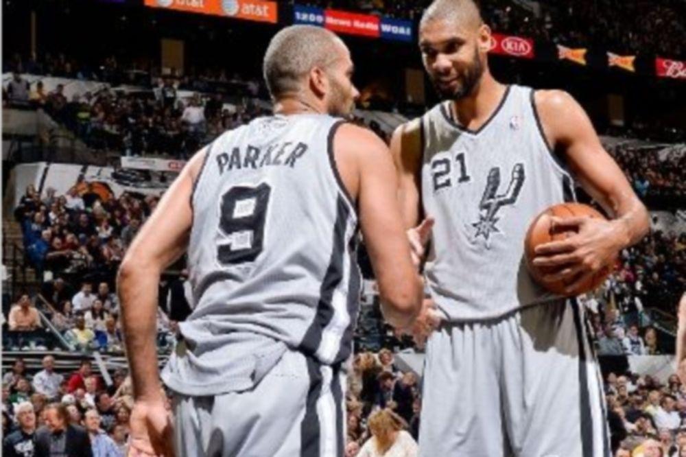 NBA: Στο 2-0 Σπερς, Θάντερ και Πέισερς