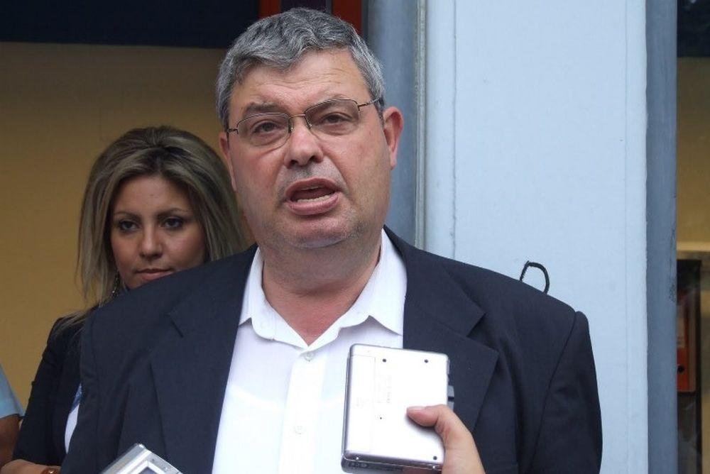 Καχριμάνης: «Στερείται ουσίας η επίθεση στον ΠΑΣ Γιάννινα»