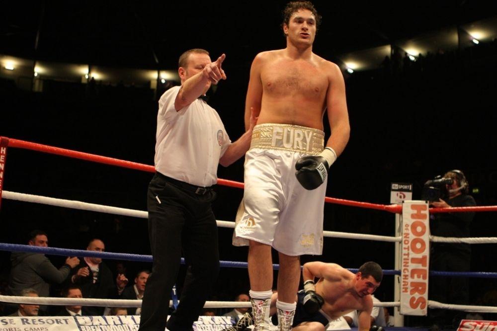 UFC: Κάλεσμα στον Tyson Fury
