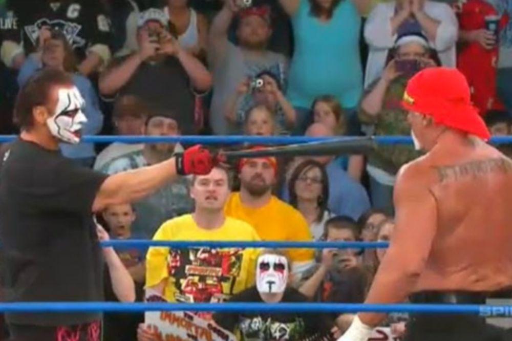 TNA Impact Wrestling: «Καθάρισε» ο Sting (videos)