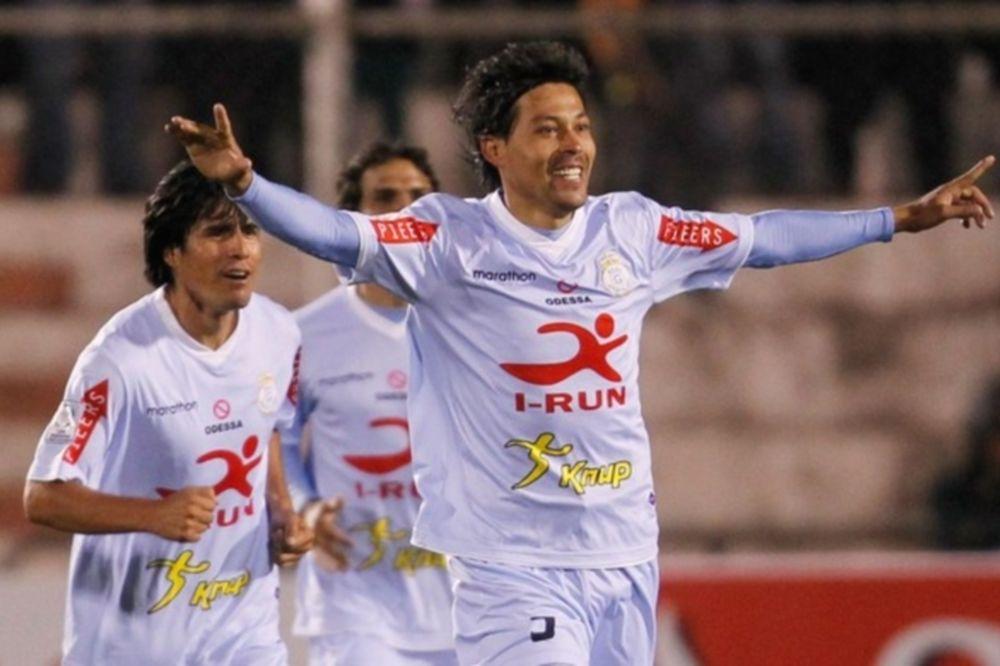 Κόπα Λιμπερταδόρες: «Φτωχό» 1-0 για Ρεάλ Γκαρκιλάσο (video)