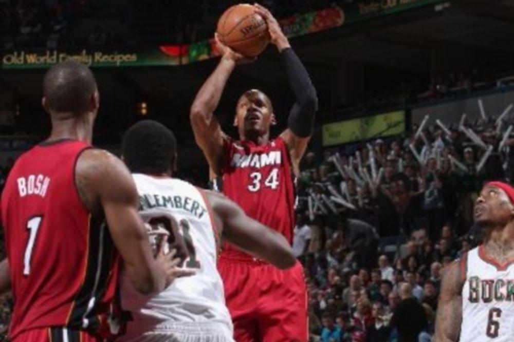 NBA: Ιστορικό ρεκόρ για Άλεν