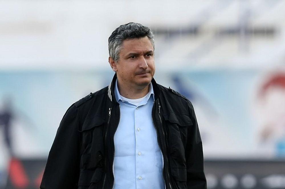 Σπανός: «Καθοριστικό το ματς της πρεμιέρας με ΠΑΟΚ»