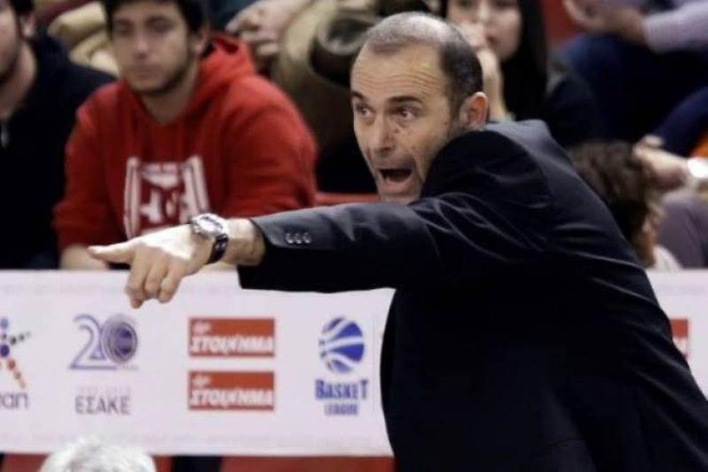 Καλαφατάκης: «Να καθαρίσει γρήγορα ο Ολυμπιακός»
